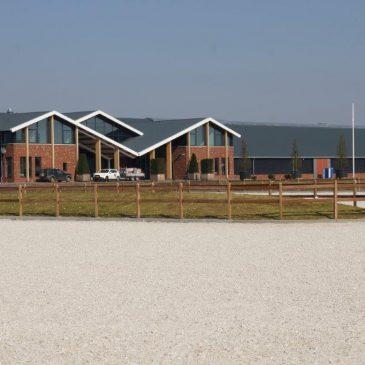 Equestrian Centre De Peelbergen één van de vele nieuwe controleplaatsen