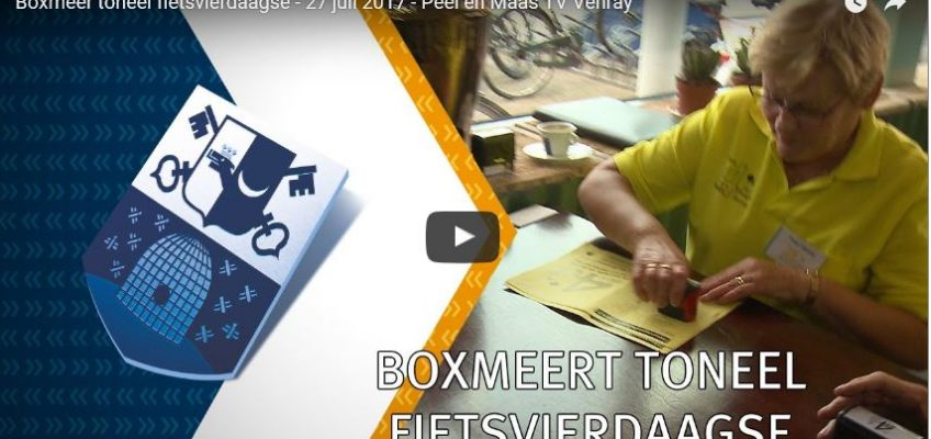 3e dag 33ste Fietsvierdaagse Venray (Peel en Maas TV)
